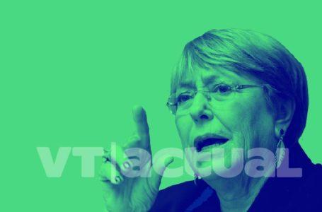 Bachelet reconoce gestión de Fiscalía venezolana en defensa de DD. HH.