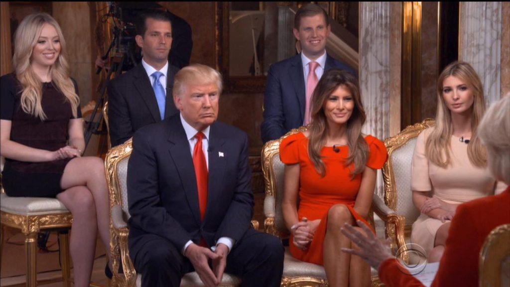 familia de Donald