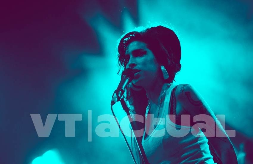 Amy Winehouse, la inmortal fuerza vocal y escénica