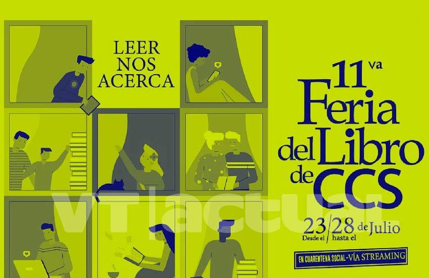 Feria del Libro de Caracas arranca en su primera edición digital