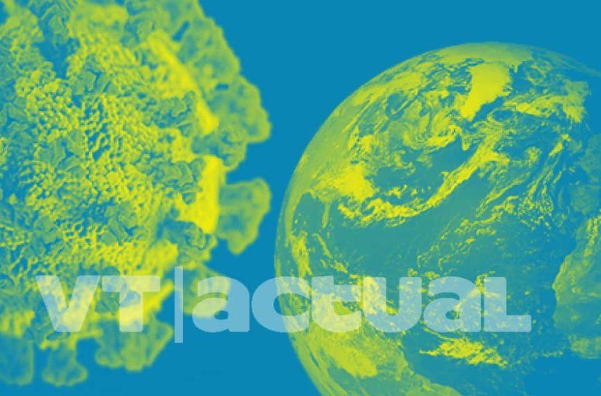 #Análisis Covid-19 y Cambio Climático: unidos por la arrogancia del hombre