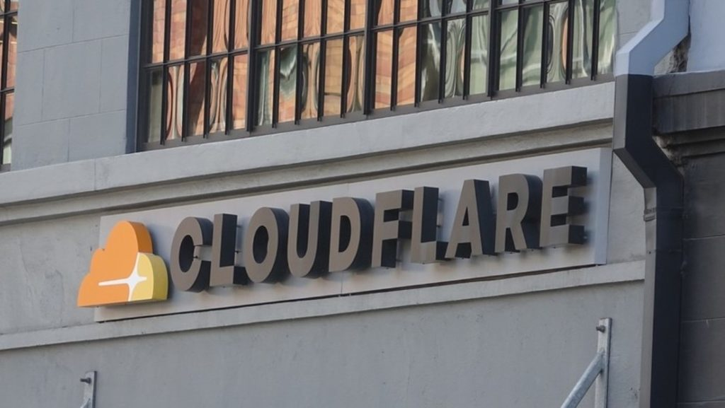 Cloudflare, uno de los mayores proveedores de DNS del mundo