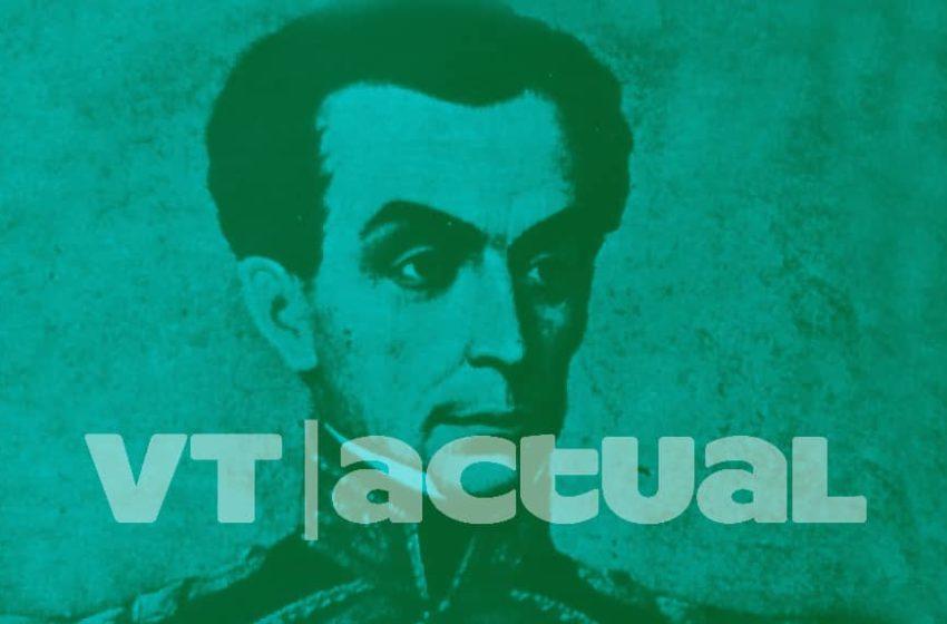 """#VTactualEfeméride 3 de julio de 1811: """"Trescientos años de calma ¿no bastan?"""""""