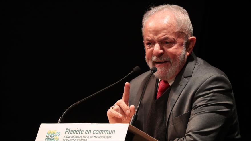 Lula acusa a Bolsonaro