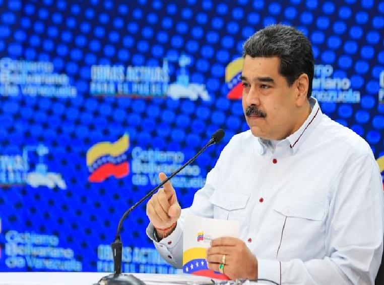 Maduro insiste en mantener la cuarentena en Venezuela