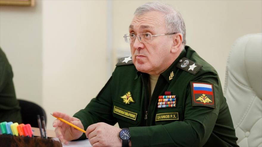 Viceministro ruso