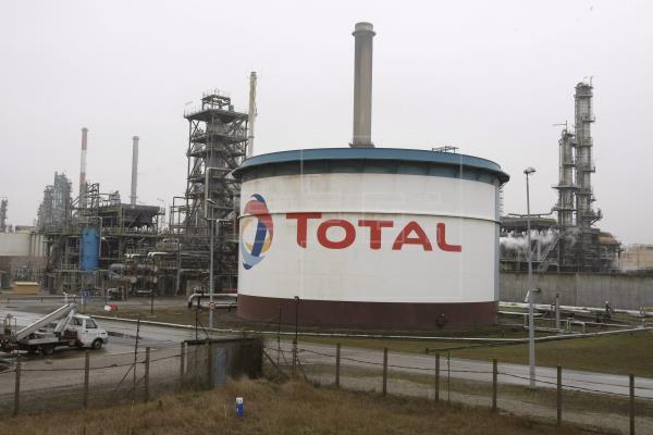 petroleras Total