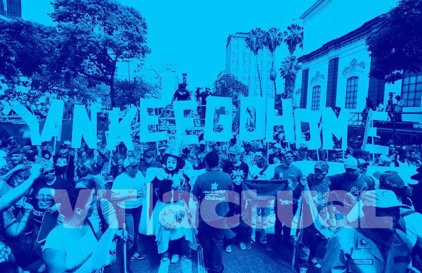 «Venezuela, vórtice de la guerra del siglo XXI», información básica para opinar sobre la Revolución Bolivariana