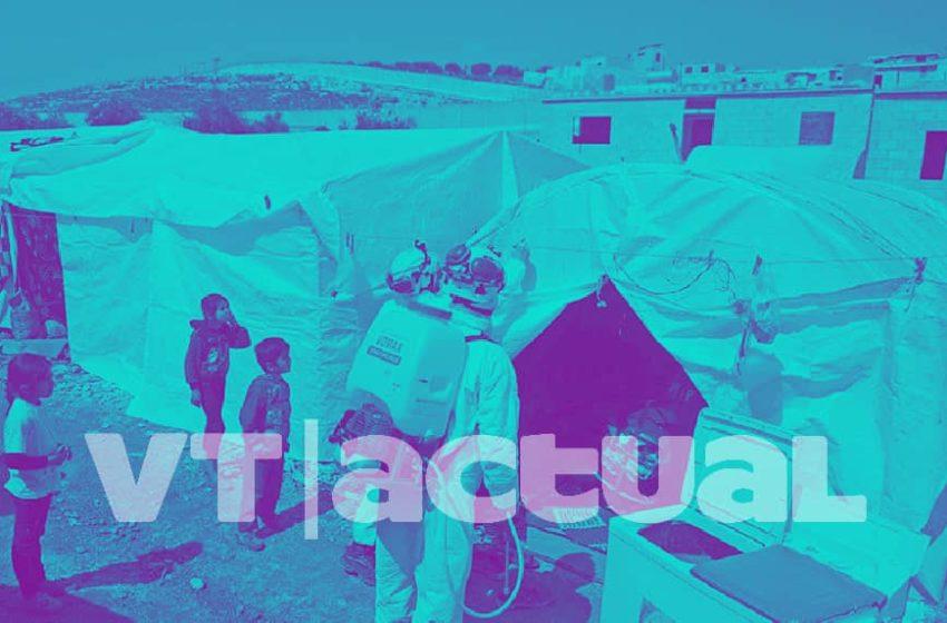 #VTactualEntrevista Franklin González: Las grandes víctimas de la pandemia, son Siria y sus desplazados