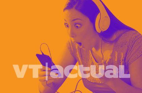 # VtactualPlaylist sonidos de los millennials