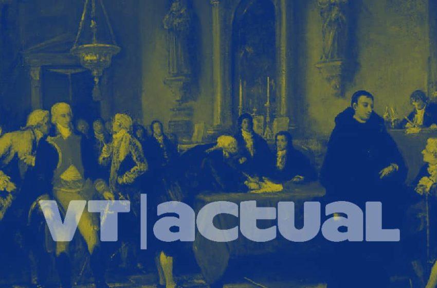 #VTactualEfeméride 5 de julio de 1811: Venezuela y su decisión absoluta de ser independiente