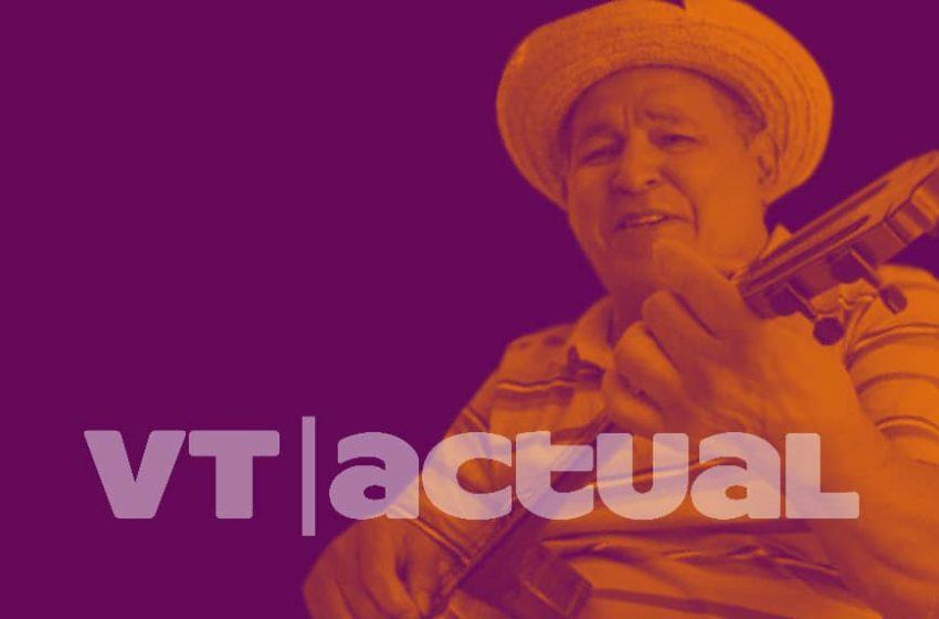 #VTactualEsencia Gualberto Ibarreto: el canto que representa al pueblo
