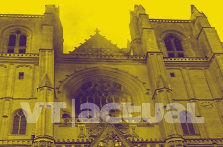 Las llamas consumieron otra catedral francesa a más de un año de Notre Dame / Foto: VTactual