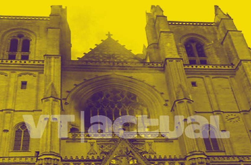 Las llamas consumieron otra catedral francesa a más de un año de Notre Dame