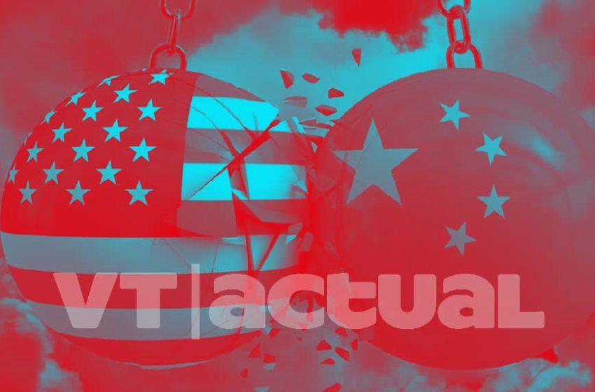 Una nueva Guerra Fría amenaza las relaciones de China y EE.UU.