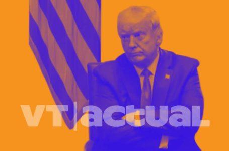 Trump se niega a aclarar si aceptará los resultados de noviembre: ¿Vislumbra una derrota? / Foto: VTactual