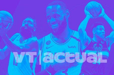 #VTActualEnLaJugada Falta de sexo, problema en la NBA