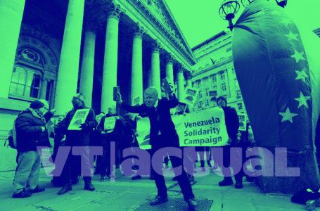 Una campaña en Reino Unido busca presionar la devolución del oro a Venezuela / Foto: VTactual