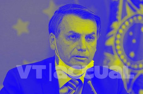 Bolsonaro, infectado de Coronavirus, acude a actos de masas