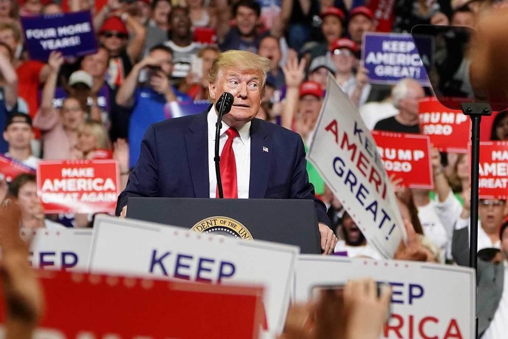 Trump se niega a aclarar si aceptará los resultados de noviembre: ¿Vislumbra una derrota?
