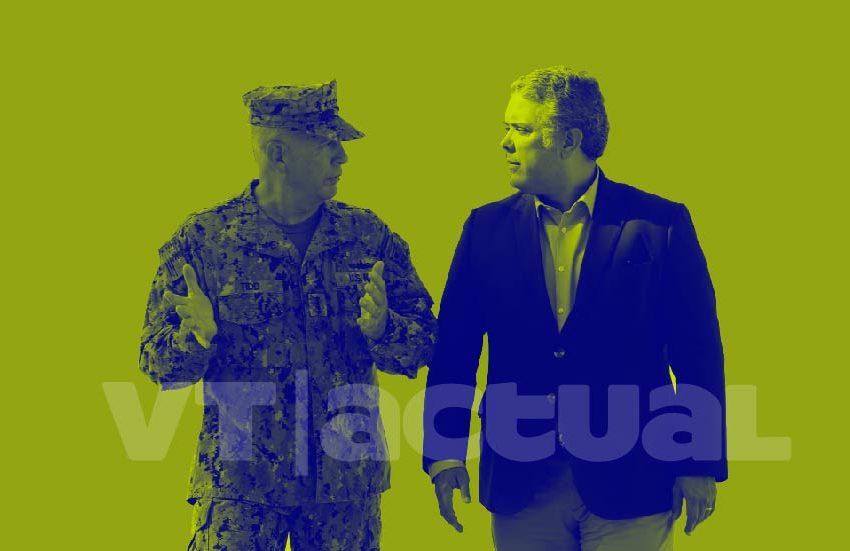 Actividades del Comando Sur en Colombia reciben polémica orden
