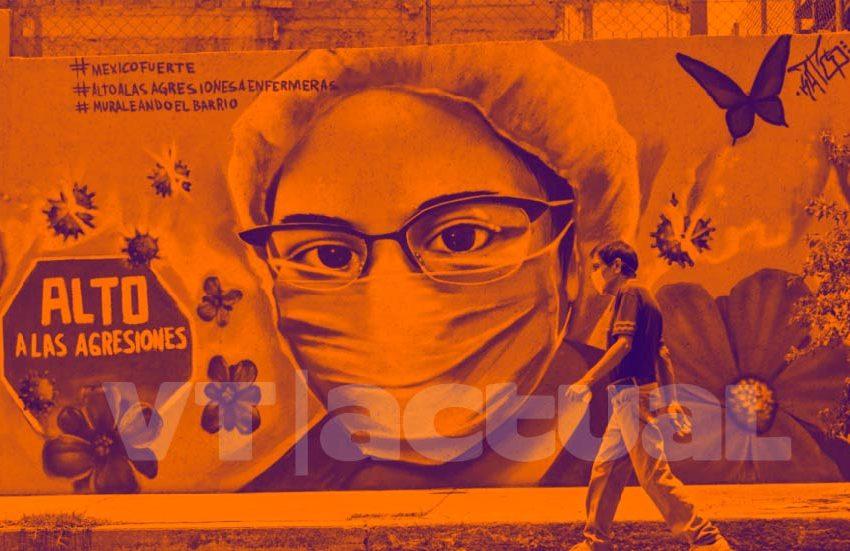 40 mil víctimas por Coronavirus se cuentan en México