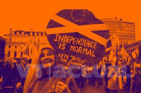 Independentismo escocés recibe un impulso de la pandemia / Foto: VTactual