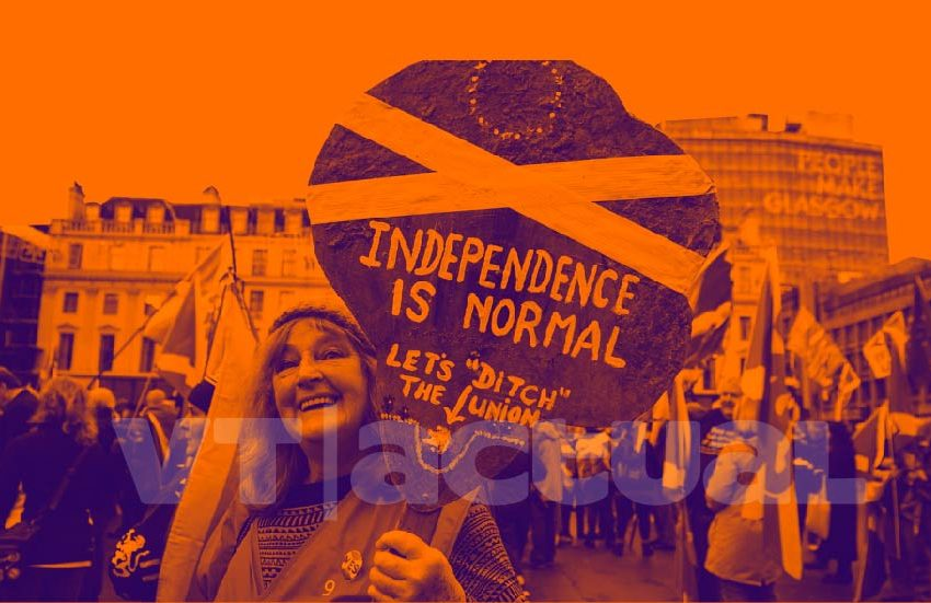 Independentismo escocés recibe un impulso de la pandemia