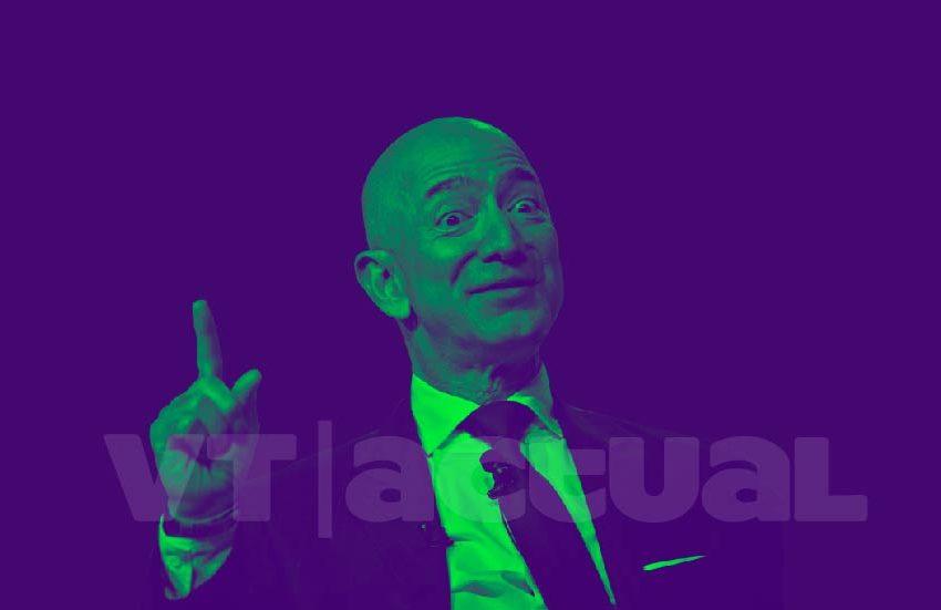 Jeff Bezos sí sabe cómo multiplicar la riqueza con la pandemia