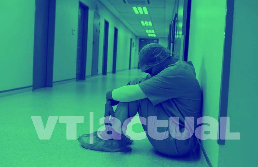 #Análisis Agotamiento pasa factura a los médicos durante la pandemia