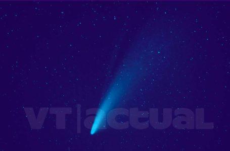 Las mejores imágenes del cometa Neowise