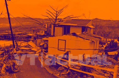 A casi tres años de María, miles siguen sin hogar en Puerto Rico / Foto: VTactual