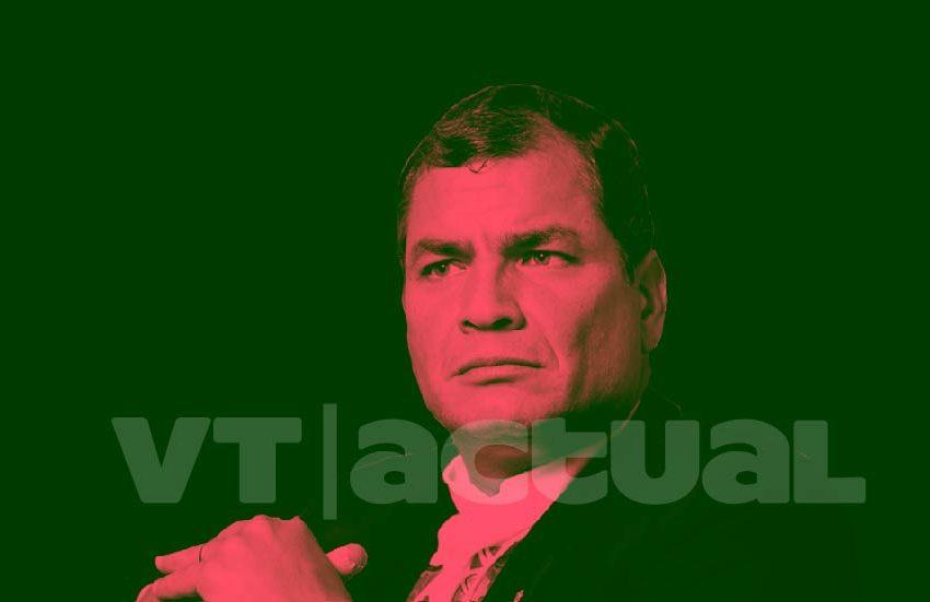 Asestan nuevo golpe contra Rafael Correa
