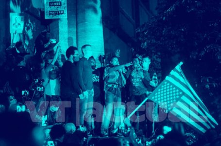 La represión en Portland captura la atención de la ONU / Foto: VTActual
