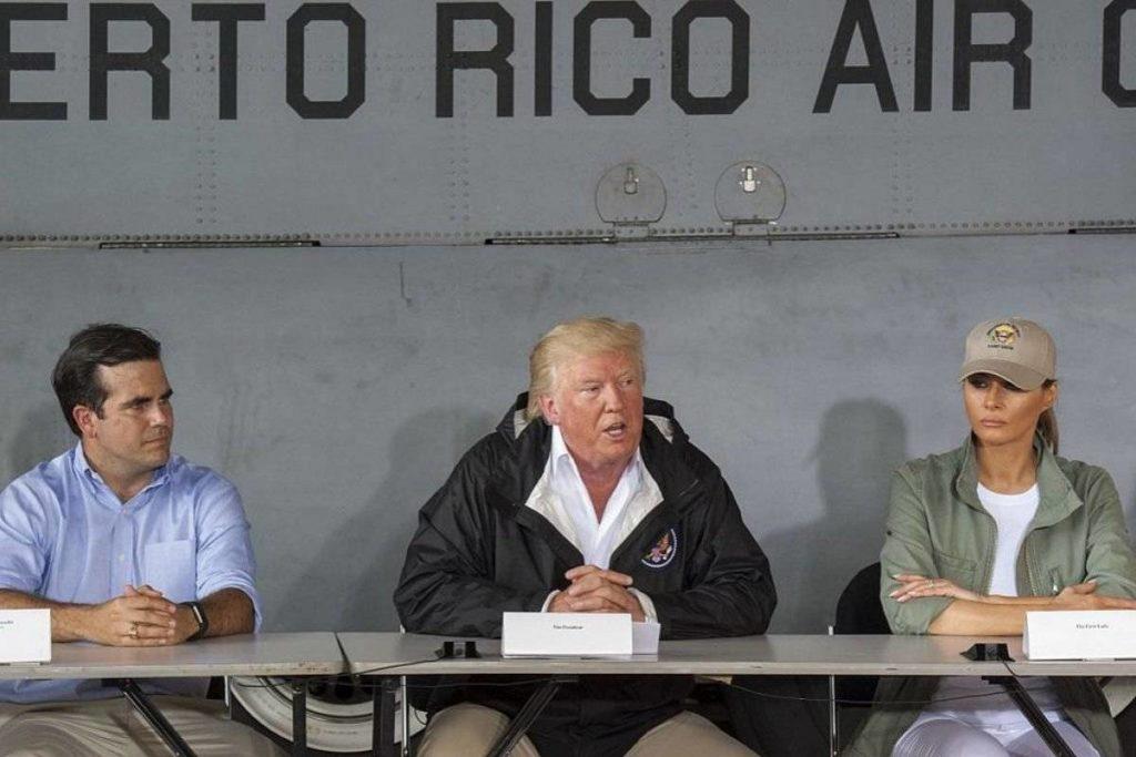 Trump quería deshacerse de Puerto Rico tras el huracán María