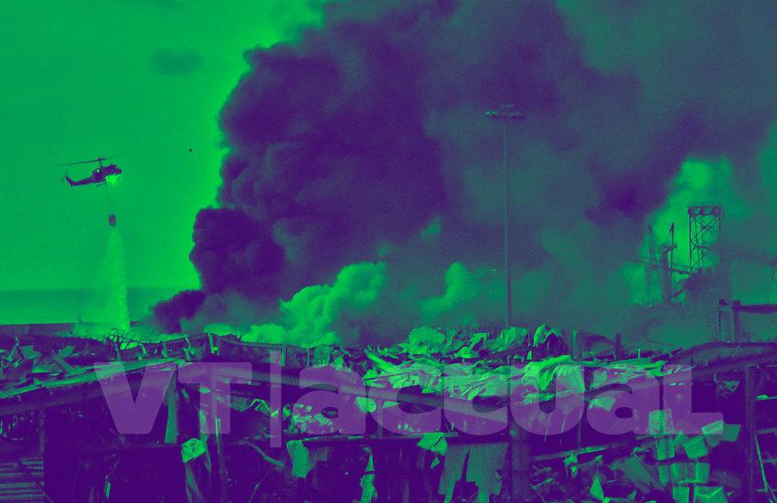 Beirut: 100 muertos, 4.000 heridos y 300 mil personas sin hogar dejaron las explosiones