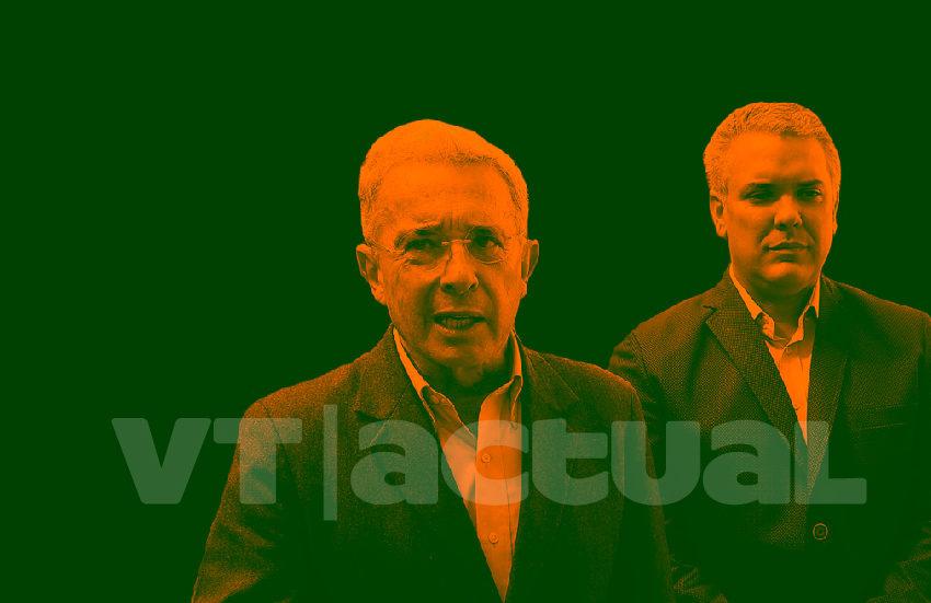 """Esta es la propuesta de Duque para """"salvar"""" a Álvaro Uribe"""