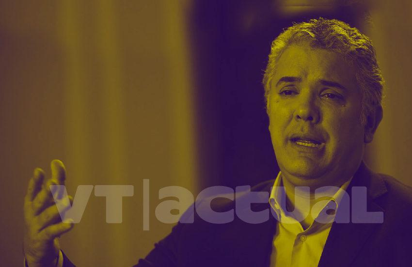 Colombia: Autoridades electorales investigan a Iván Duque