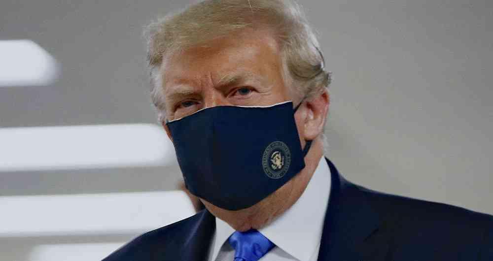 Trump vacuna