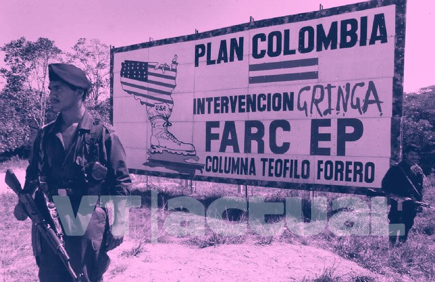 """Plan Colombia """"repotenciado"""" y su relación con Venezuela"""