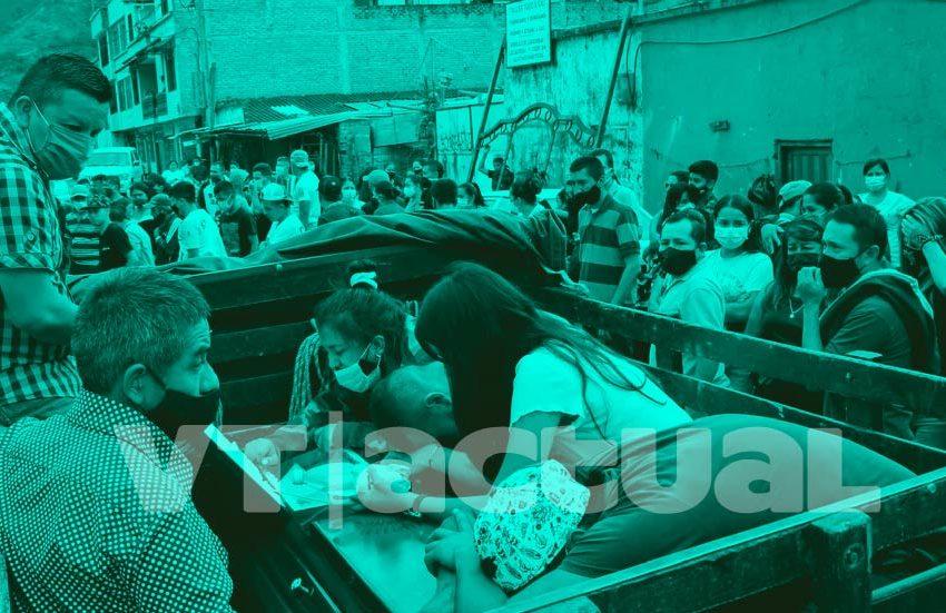 Ola de masacres conmociona a Colombia