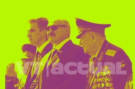 Lukashenko intensifica la defensa territorial de Bielorrusia / Foto: VTactual