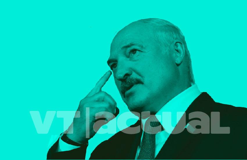 """#VTactualAnálisis: Lukashenko vs los """"manos blancas"""", la demonización del líder bielorruso"""