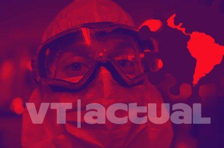 Latinoamérica superó la barrera de los 200 mil decesos por Covid-19 / Foto: VTactual