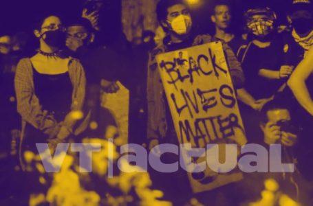 Portland continúa en las calles contra el racismo y la represión / Foto: VTactual