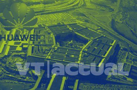 El Pentágono recibe una exención para utilizar tecnología Huawei / Foto: VTactual