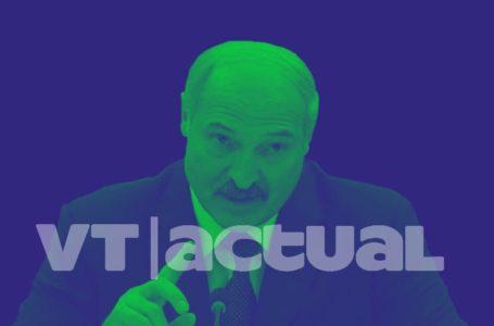 """Derecha de Bielorrusia insiste en aplicar """"la revolución de colores"""" a Lukashenko / Foto: VTactual"""