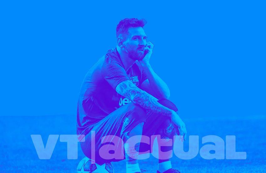#VTactualEnLaJugada Tiembla el Barcelona: Messi puede irse