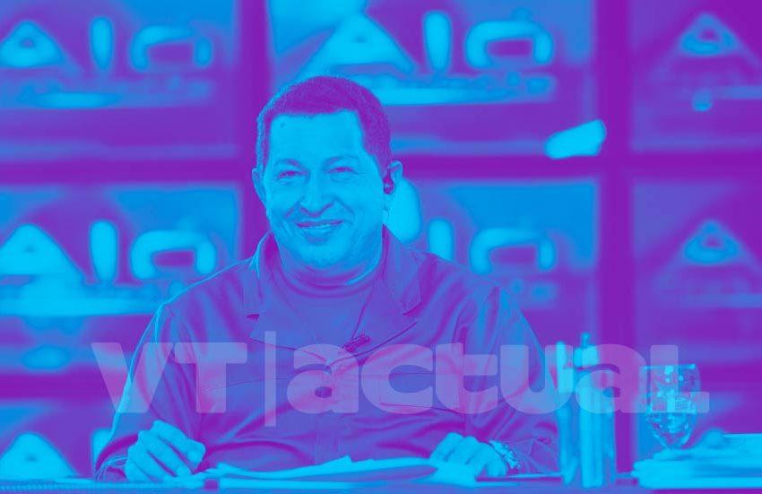 #VTactualAlPasado Aló Presidente, una ventana inseparable entre el pueblo y un líder