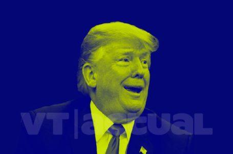 """Impopular hasta entre sus copartidarios, Trump basa su campaña en mensaje """"antisocialista"""" / Foto: VTactual"""
